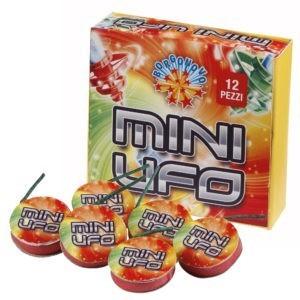 Mini UFO                                                                                                                                                               Confezione 12 pz