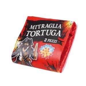 Mitraglia Tortuga 2pz