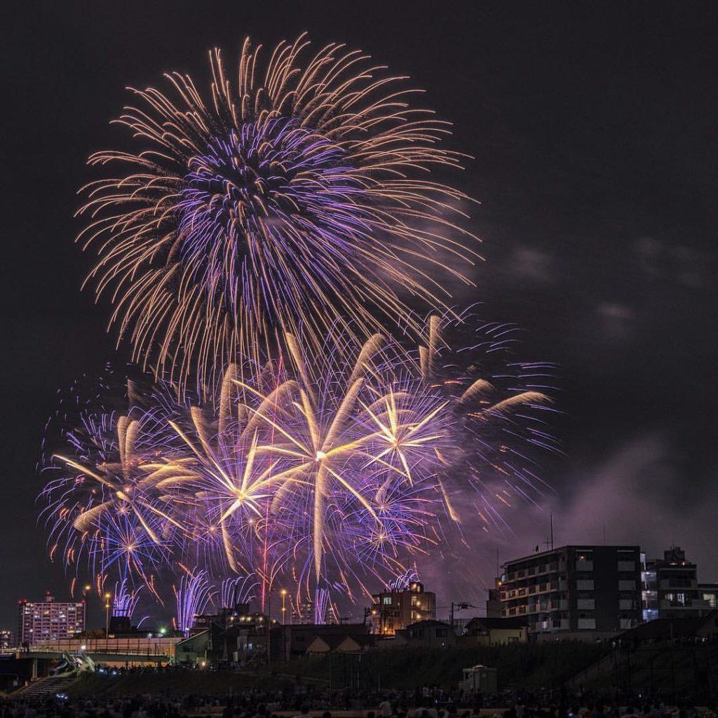 fuochi artificio tradizionali