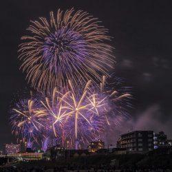 fuochi d'artificio tradizionali